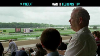 St. Vincent Blu-ray and DVD TV Spot - Thumbnail 6