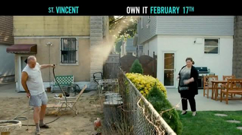 St. Vincent Blu-ray and DVD TV Spot - Thumbnail 7