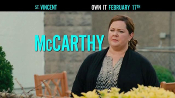 St. Vincent Blu-ray and DVD TV Spot - Thumbnail 8