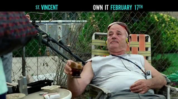 St. Vincent Blu-ray and DVD TV Spot - Thumbnail 9