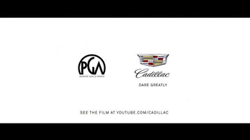 Cadillac TV Spot, 'Make Your Mark Winner' - Thumbnail 8