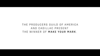 Cadillac TV Spot, 'Make Your Mark Winner' - Thumbnail 1