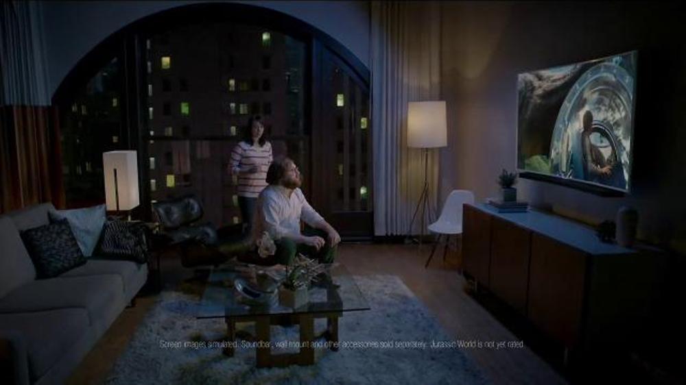 Samsung SUHD TV TV Commercial, 'The Best TV Deserves the Best TV'