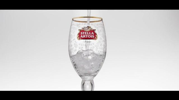 Stella Artois TV Spot, 'The Global Water Crisis: Buy a Lady a Drink'