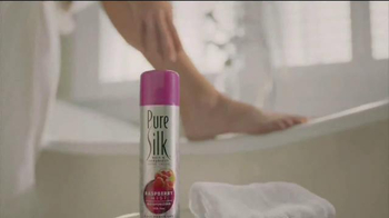 Barbasol and Pure Silk TV Spot, 'For Him and Her' - Thumbnail 10