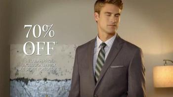 JoS. A. Bank TV Spot, '70% Off Everything' - Thumbnail 6