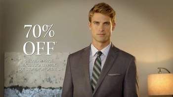 JoS. A. Bank TV Spot, '70% Off Everything' - Thumbnail 7