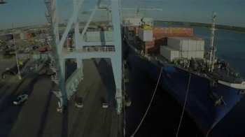 America's Natural Gas Alliance TV Spot, 'Think About It: Tote Maritime' - Thumbnail 1