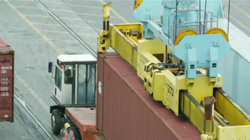 America's Natural Gas Alliance TV Spot, 'Think About It: Tote Maritime' - Thumbnail 3