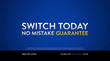 Comcast Business TV Spot, 'Mistakes' - Thumbnail 10