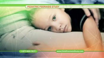 Pediatric Psoriasis Study TV Spot, 'Research Study' - Thumbnail 1