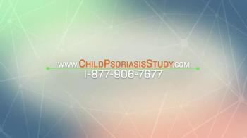 Pediatric Psoriasis Study TV Spot, 'Research Study' - Thumbnail 5