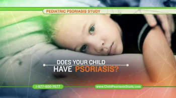 Pediatric Psoriasis Study TV Spot, 'Research Study' - Thumbnail 2