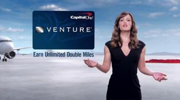 Capital One TV Spot, 'Rewards Miles' Featuring Jennifer Garner - Thumbnail 7