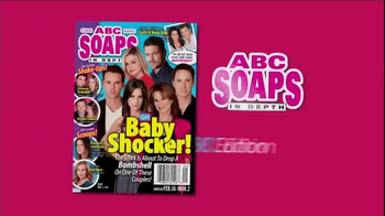 ABC Soaps In Depth TV Spot, 'General Hospital: Ins & Outs'