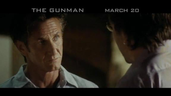 The Gunman - Alternate Trailer 1