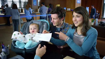 Allstate Safe Driving Bonus Check TV Spot, 'Baby Deposit and Teens' - Thumbnail 2