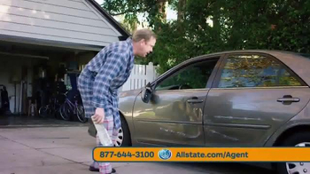 Allstate Safe Driving Bonus Check TV Spot, 'Baby Deposit and Teens' - Thumbnail 6