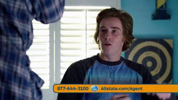 Allstate Safe Driving Bonus Check TV Spot, 'Baby Deposit and Teens' - Thumbnail 8