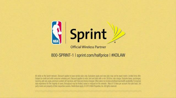 Sprint TV Spot, 'Lawyer for the People' Featuring Kevin Durant - Thumbnail 10
