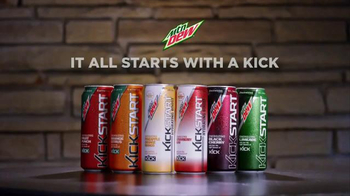 Mountain Dew Kickstart TV Spot, 'Patterns' Featuring Russell Westbrook - Thumbnail 7
