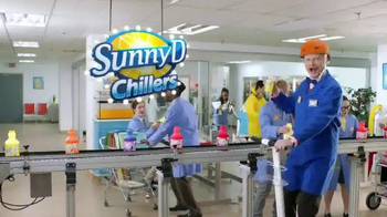 Sunny Delight Chillers TV Spot, 'Intensity Room'