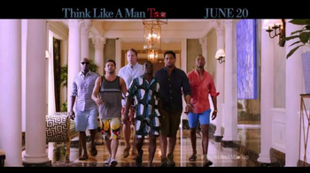Think Like A Man Too - 2234 commercial airings