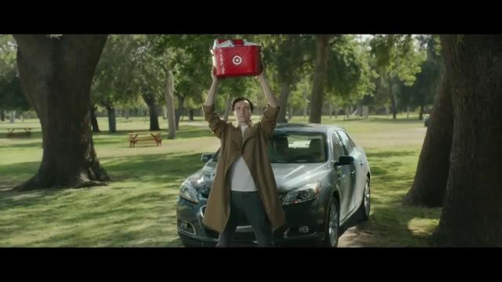 Target TV Commercial, 'Say Anything'