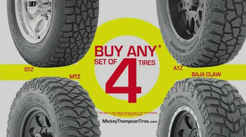 Mickey Thompson Performance Tires & Wheels Bucks Back TV Spot - Thumbnail 2