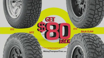 Mickey Thompson Performance Tires & Wheels Bucks Back TV Spot - Thumbnail 3