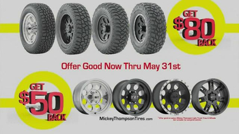 Mickey Thompson Performance Tires & Wheels Bucks Back TV Spot - Thumbnail 5