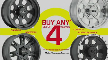 Mickey Thompson Performance Tires & Wheels Bucks Back TV Spot - Thumbnail 6