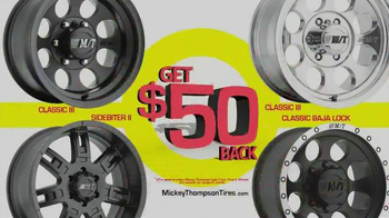 Mickey Thompson Performance Tires & Wheels Bucks Back TV Spot - Thumbnail 7