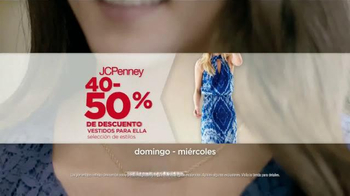 JCPenney Oferta Para Mimar A Mamá TV Spot [Spanish] - Thumbnail 8