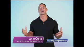 MyChangeTime.com TV Spot, 'Struggling' Featuring John Cena - 9 commercial airings