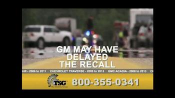 The Sentinel Group TV Spot, 'GM Recall' - Thumbnail 5