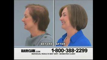 Hair Club TV Spot, 'Men and Women' - Thumbnail 2