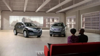 Lincoln MKX TV Spot, 'The Right Questions' - Thumbnail 1