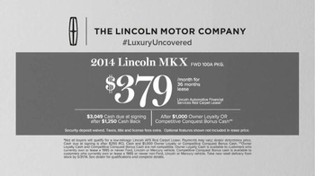 Lincoln MKX TV Spot, 'The Right Questions' - Thumbnail 8