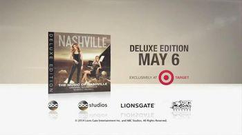 Nashville Soundtrack TV Spot - 11 commercial airings