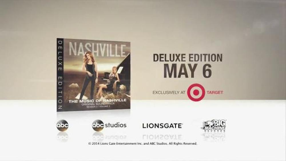 Nashville Soundtrack TV Spot