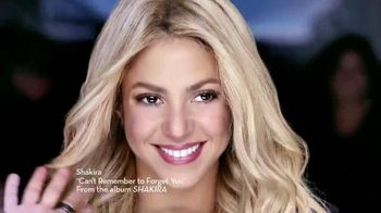 Crest 3D White Luxe TV Spot Featuring Shakira - 1971 commercial airings