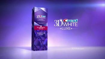 Crest 3D White Luxe TV Spot Featuring Shakira - Thumbnail 9