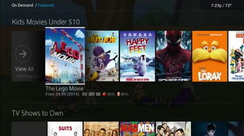 Xfinity Kids Movie Collection TV Spot, 'Movie Sale'