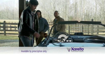 Xarelto TV Spot Featuring Brian Vickers - Thumbnail 6