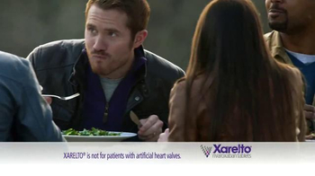 Xarelto TV Spot Featuring Brian Vickers - Thumbnail 8
