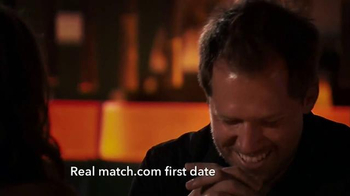 Match.com TV Spot, 'Second Date' - Thumbnail 1