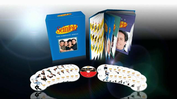 Seinfeld: The Complete Series DVD TV Spot