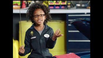 Meineke Car Care Centers Basic Oil Change TV Spot, 'Dip Stick'