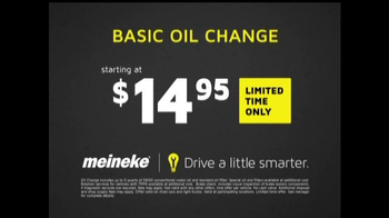 Meineke Car Care Centers Basic Oil Change TV Spot, 'Dip Stick' - Thumbnail 9